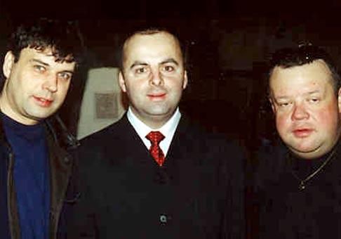 Natoč to! Petr Rychlý a Ivan Vojtek na natáčaní relácie A ten poznáš?