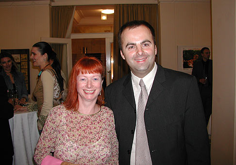S Bárou Štepánkovou