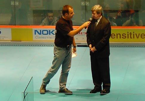 Interview s Eduardom Kukanom.