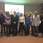 Odovzdávanie oceneni najúspešnejší športovci roka 2012 AŠK Inter Bratislava. 13.december, 2012. Bratislava.