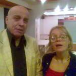 Ivan Mládek a Lenka Plačková