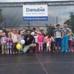 14-te narodeniny OC Danubia. 14.júna.2014.Bratislava.