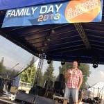 Family day a 20.výročie spoločnosti Slovalco. 22. júna.2013. Žiar nad Hronom.