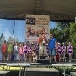 Huraaaa prazdniny pod pamatnikom SNP so spoločnostou BCF. 28.jun.2014.Banska Bystrica.
