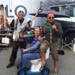Aquaterm truck show v PP,NR,BA,HE. Skveli Vrbovski vitazi. 18.-22. august.2014.Poprad