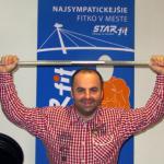 Richard Vrablec: cvičím telo i ducha