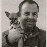 Bardejovské novosti, marec 2004: Mladý pán (zabávač) a jeho kuriózna čivava