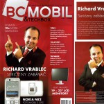 BC MOBIL 1-2/2008: Seriózny zabávač