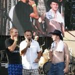 Prekonávanie slovenských rekordov na letných festivaloch je veľmi oblúbené. 7. a 8. augusta 2009, Červeník.
