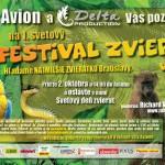 Pozvánka na Festival Zvierat na rádiu Európa 2