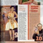 Časopis Markíza, Február 2007: Kamaráti v šoubiznise