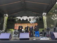 Slávnostné otvorenie Ružinovských hodových slávností 27. septembra 2015 Bratislava