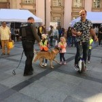 Den Europy na Primacialnom namesti. 9.maj 2016. Bratislava.