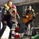 Vianocne trhy 2015. S Martinom Harichom. 27.november.2015. Bratislava.