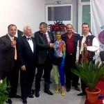 Slávnostné otvorenie Tréningového centra spoločnosti JL s.r.o. 18.9.2008 Bratislava.
