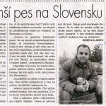 Nový deň 19. December 2003: Najmenší pes na Slovensku