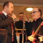 Petr Janda vystúpil aj s Olympicom v Trenčianskom hoteli Tatra na muzikálovom večeri. 6.2.2010.