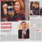 Časopis Šarm 3. December 2003: Luxusný doplnok - Zberateľ vreckových hodiniek