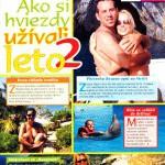 Týždenník STAR, September 2005: Rišo sa zaľúbil do delfína