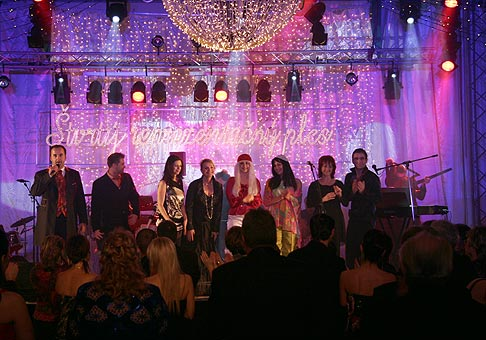 Štvrtý reprezentačný ples Nové Zámky. 16.2.2007