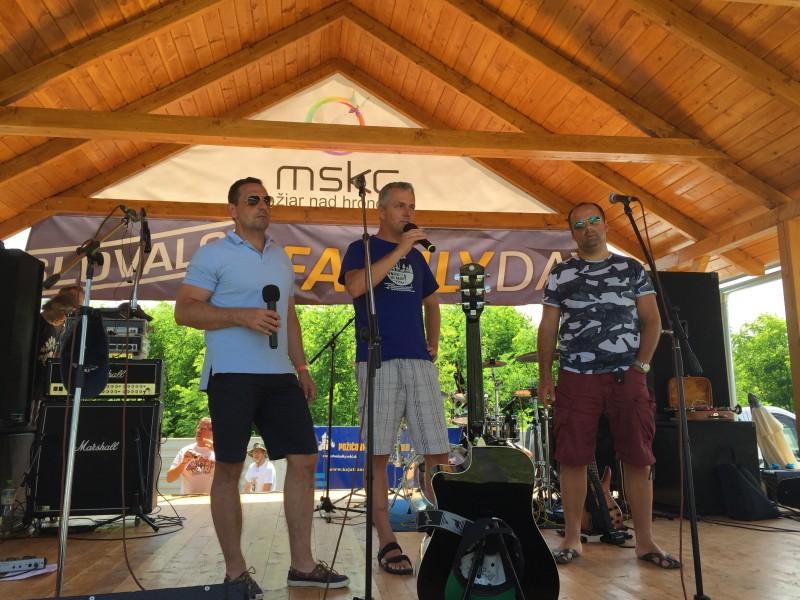 Slovalco Family day v Ziari nad Hronom. 13.jun.2015. Ziar nad Hronom.