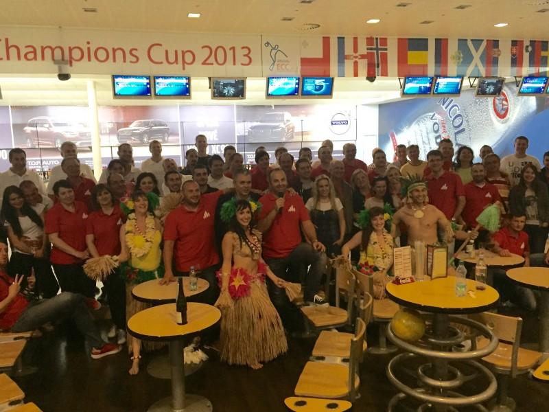 Finale celoslovenskeho bowlingoveho turnaja Wienerberger 2015 v NBG. 21.maj.2015.Bratislava.