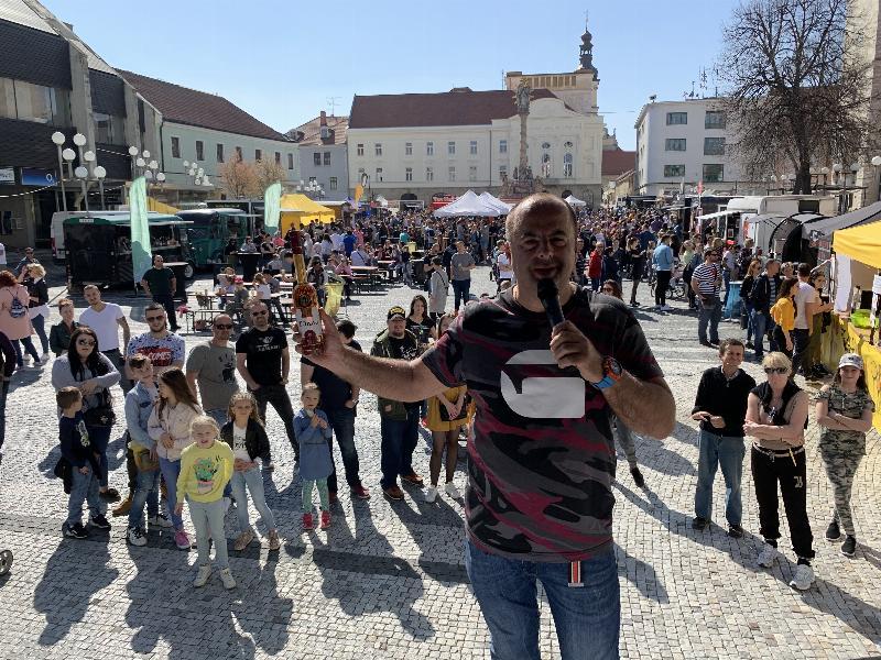 FOOD FEST volume 2 Trojicne namestie. 31.marec 2019 Trnava.