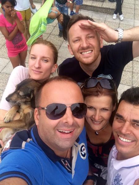 Motivačny den pre Usmev ako dar v zariadeni NRSR. 24.júna.2014.Častá-Papiernička.