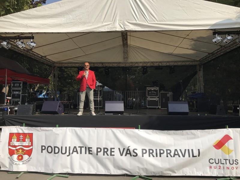Ružinovske hody. 25.septembra.2016. Bratislava