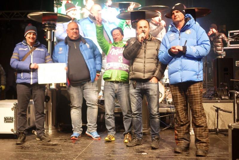 Na detsku onkologiu v Banskej Bystrici sme vyzbierali 10 tisic eur. Donovalyfest 2017. 25.februara.2017. Donovaly.