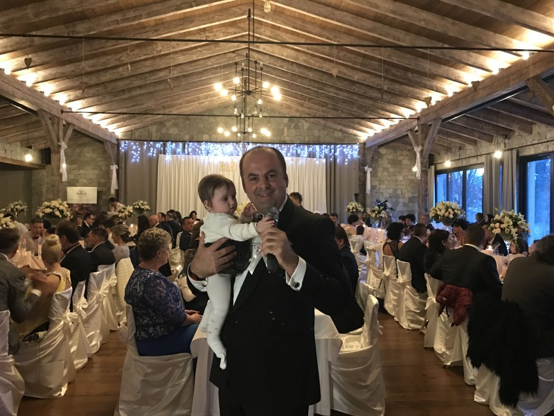 Svadba Marian a Sarah, slovensko - libanonska. Svadby nerobim casto, ake tuto som si vychutnal. 4.marec.2017 Bojnice