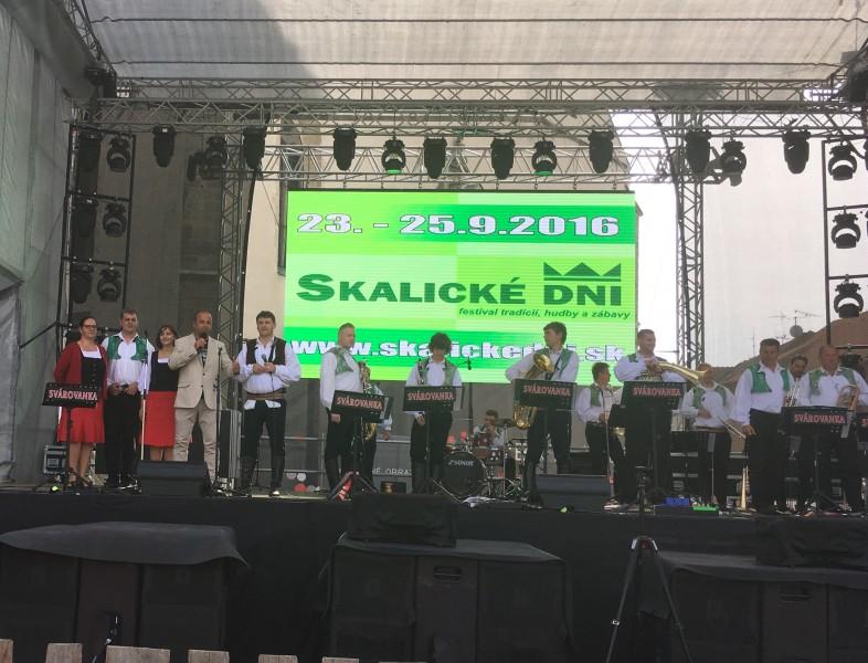 Skalicke dni. 24.september 2016. Skalica