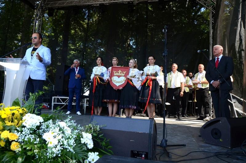 800 výročie obce Pečeňady. 27.augusta 2016. Pečeňady.