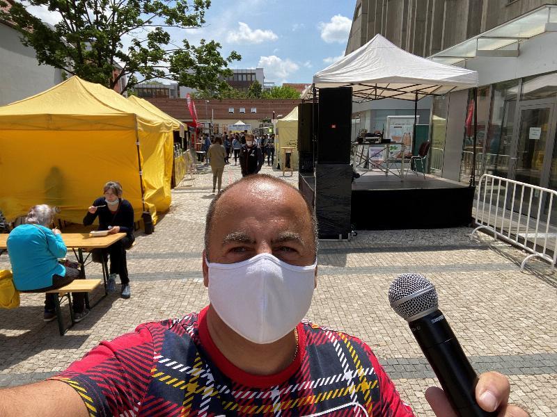 Foodfest v Trnave je uplne prva akcia po Corone na Slovensku. I napriek obmedzeniam sme to zvladli. 29.-31.maj 2020 Trnava.
