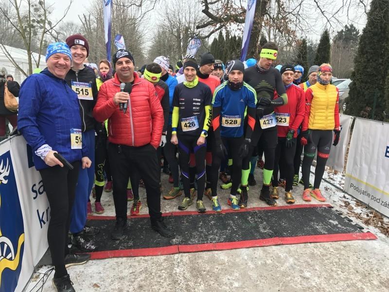 9.ročník Stupava Winter Trophy 2017 ( beh ) Stupava. 29.januar 2017